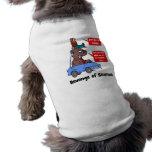 Venganza de Seamus Camisetas De Perrito