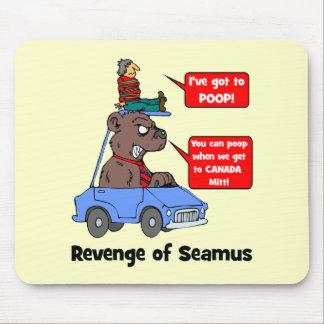 Venganza de Seamus Tapete De Ratones