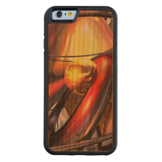 Vengeance Abstract Carved® Cherry iPhone 6 Bumper Case
