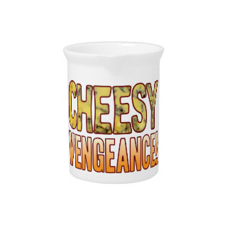 Vengeance Blue Cheesy Pitcher