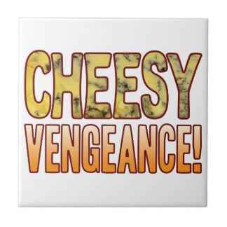 Vengeance Blue Cheesy Tile