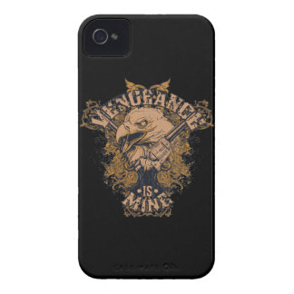 Vengeance Eagle iPhone 4 Case-Mate Cases