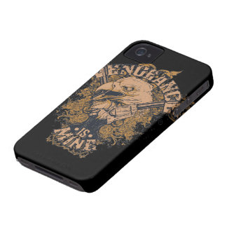 Vengeance Eagle iPhone 4 Covers