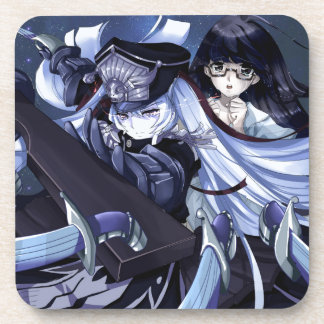 Vengeance Of The Creation Drink Coaster