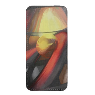 Vengeance Pastel Abstract iPhone SE/5/5s/5c Pouch