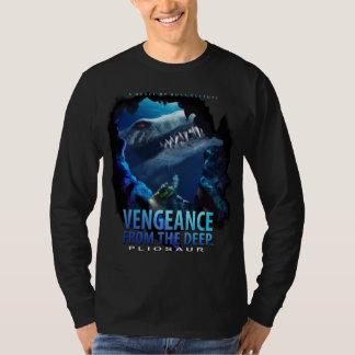 Vengeance - Pliosaur Black Long Sleeve T-Shirt