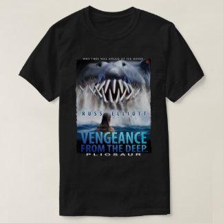 Vengeance - Pliosaur Black T-Shirt 1