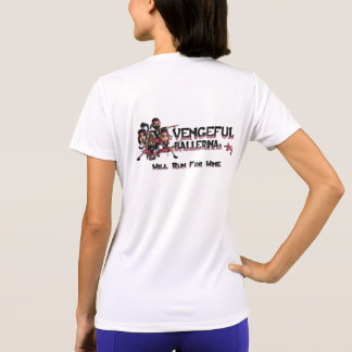 Vengeful Ballerina's Tee Shirts
