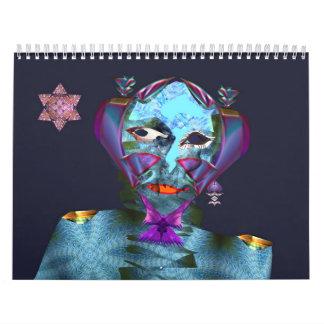 Vengo en el calendario 2008 del talisbird de la pa