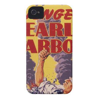 Vengúese el Pearl Harbor Case-Mate iPhone 4 Protectores