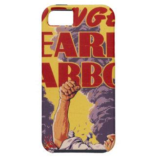 Vengúese el Pearl Harbor Funda Para iPhone 5 Tough