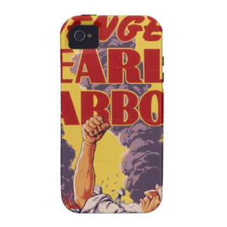 Vengúese el Pearl Harbor iPhone 4 Funda