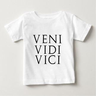 Veni Vidi Vici Baby T-Shirt