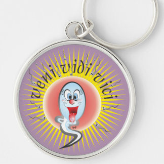 veni vidi vici it came saw and triumphed keychain