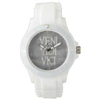 Veni Vidi Vici por Vetro diseña/la joyería de Relojes De Pulsera