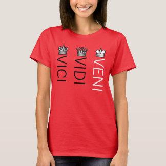 Veni Vidi Vici Royale T-Shirt