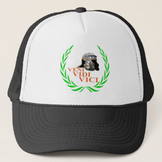 Veni Vidi Vici Trucker Hat