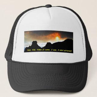 Veni Vidi Video Trucker Hat