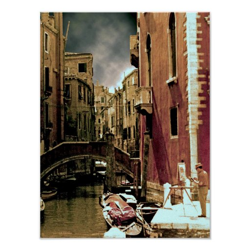 Venice 1969 posters