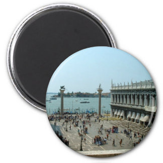 Venice 2 Inch Round Magnet