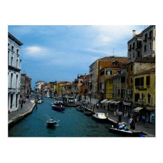 Venice 2 postcard
