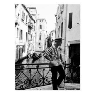 Venice 4 postcard