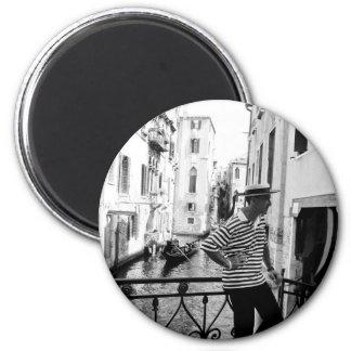 Venice 4 refrigerator magnets