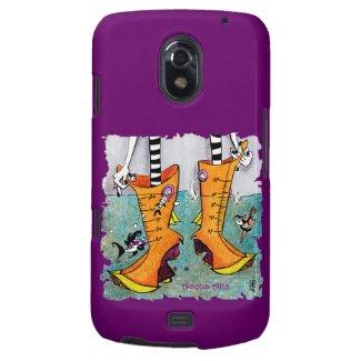 Samsung Galaxy Nexus - Venice Acqua Alta Boots