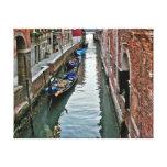 Venice Alley Canvas Print