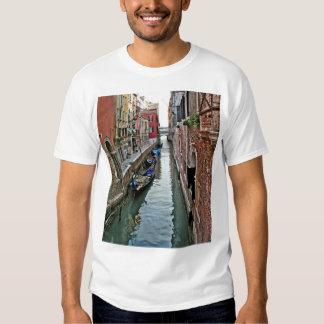 Venice Alleyway T Shirt
