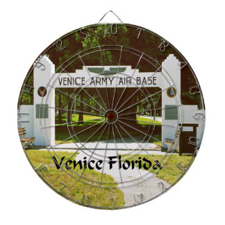 Venice Army Air Force Base Dartboards