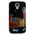 Venice Art Design - Fantasy Children Illustration Galaxy S4 Covers