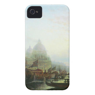 Venice at night by Alexey Bogolyubov iPhone 4 Cover