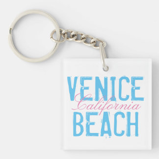 Venice Beach California Keychain