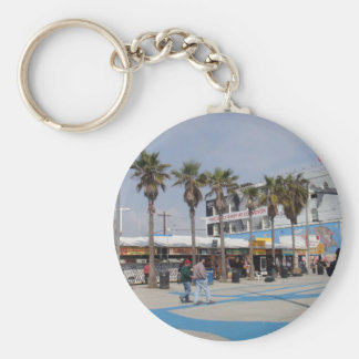 Venice Beach, California Keychain