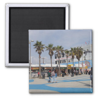 Venice Beach, California Magnet