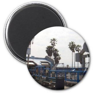 Venice Beach, California Refrigerator Magnet