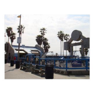 Venice Beach, California Post Card