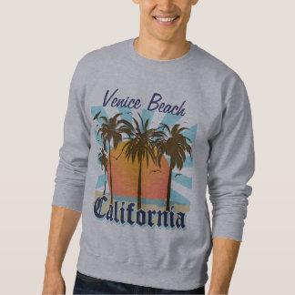 Venice Beach California Pull Over Sweatshirts