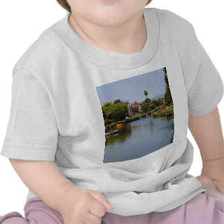 Venice Beach Canals Tee Shirts