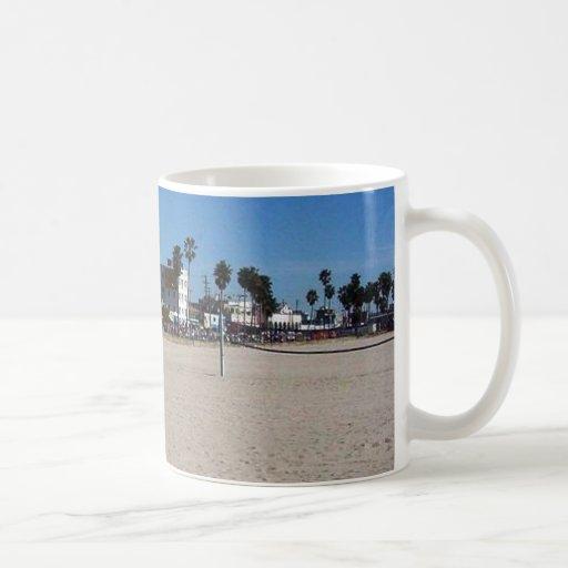 Venice Beach Coffee Mugs