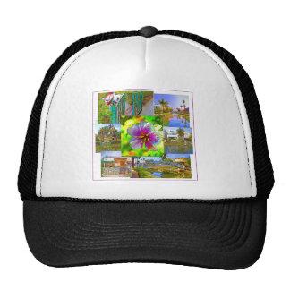 Venice Beach collage Trucker Hat