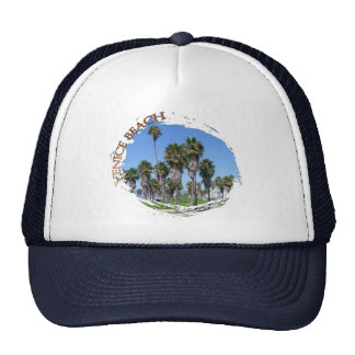 Venice Beach Hat! Trucker Hat