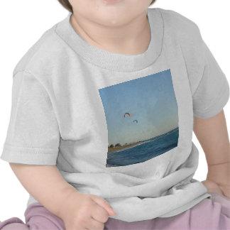 Venice Beach Kite Surfers T Shirt