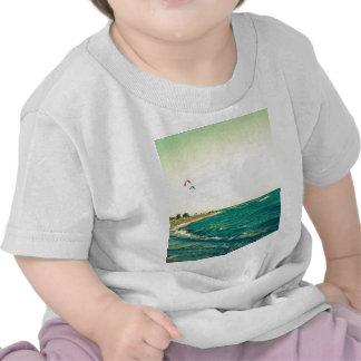 Venice Beach Kite Surfing 2 T Shirt