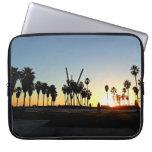 Venice Beach Sunset Laptop Sleeves