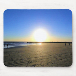 Venice Beach Sunset Mouse Pad