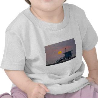 Venice Beach Sunset Shirt