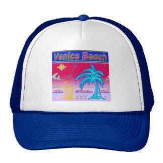 """Venice Beach"" Surfer Hat"