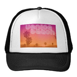 Venice beach trucker hat